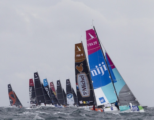 The Transat AG2R LA MONDIALE 2020: the first transatlantic race for the Figaro Bénéteau 3