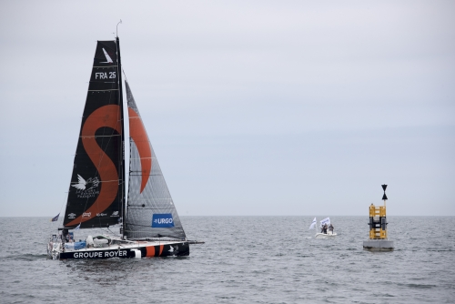 Bay of Saint-Brieuc to host the start of 51st edition of the Solitaire du Figaro