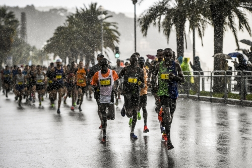 Over 12,000 runners line-up for 12th edition of Nice-Cannes Marathon