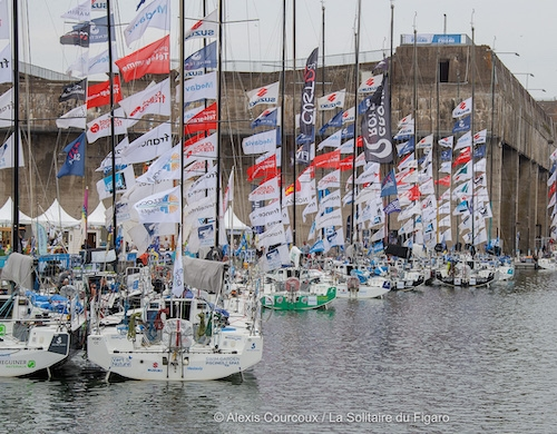 An exceptional course is revealed for the Solitaire du Figaro 2021