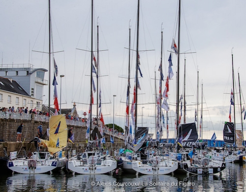 La Solitaire du Figaro: Sustainability update
