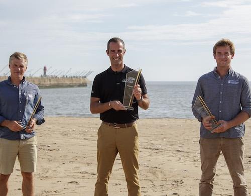 51st La Solitaire du Figaro Title For Le Cléac'h, Tom Dolan Lifts Vivi Trophy