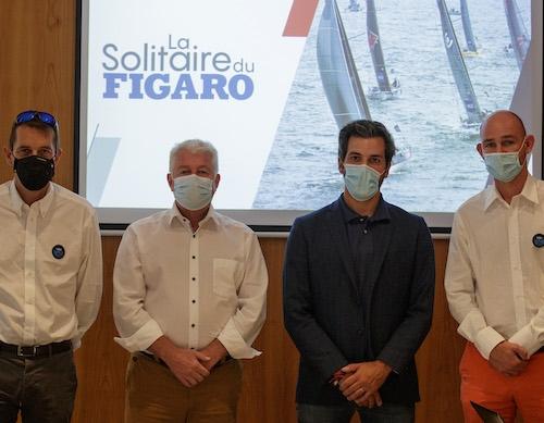 La Loire-Atlantique partenaire majeur de La Solitaire du Figaro jusqu'en 2026