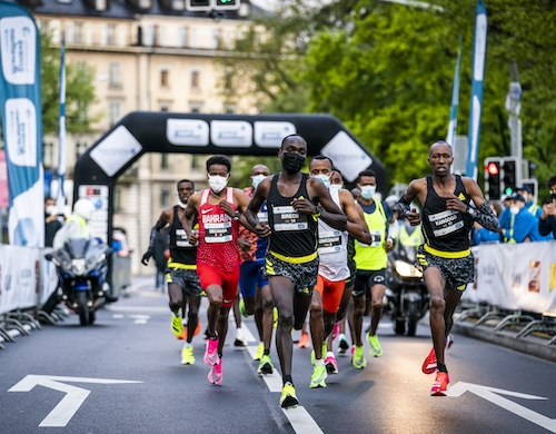 New fastest Marathon times on Swiss soil at the Harmony Geneva Marathon for Unicef