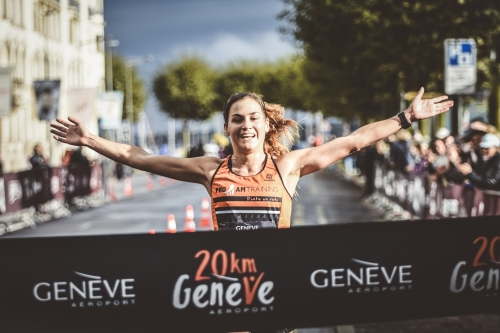 New race record set at Geneva 20km by Geneva Airport