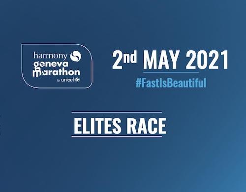 Harmony Geneva Marathon for Unicef: an exceptional elite line-up on Swiss territory