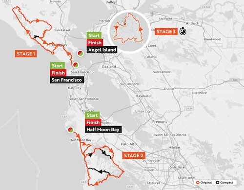 Exciting New Features Announced for 2019 Haute Route San Francisco Course