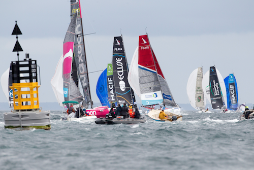 1,830 demanding and tactical miles for the 51st edition of the Solitaire du Figaro
