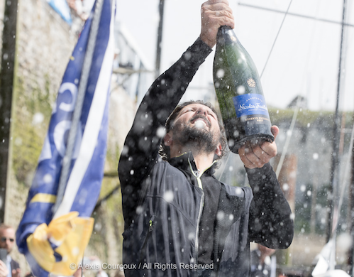 Richomme wins historic 50th La Solitaire URGO Le Figaro