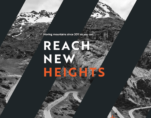 Reach New Heights: A new brand position as the Haute Route prepares for the future