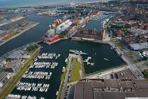 Dunkerque, ville-étape de La Solitaire du Figaro 2020