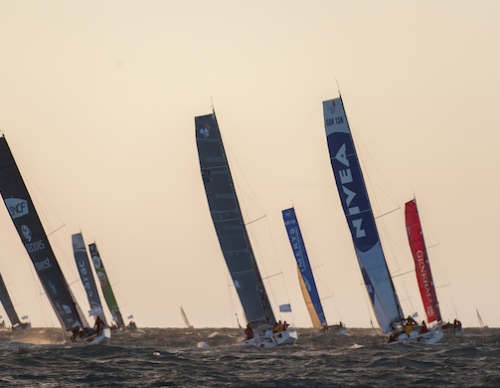 Charleston confirmed as Official Finish City of The Transat 2020