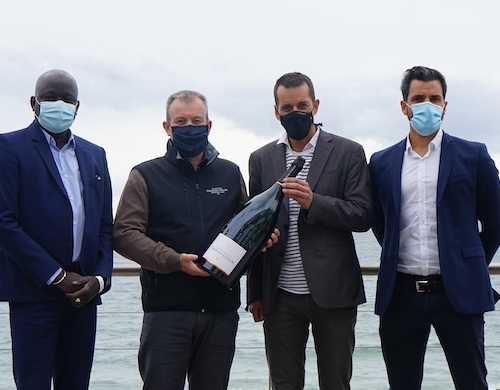 La Maison Champagne Charles Collin devient Fournisseur Officiel de l'ensemble des courses OC Sport Pen Duick