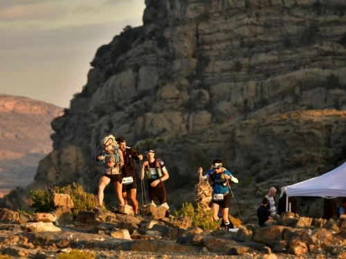 Global field of runners achieve the incredible at Oman by UTMB®