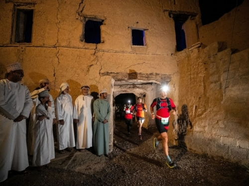 Global field to take part in second edition of Oman by UTMB®